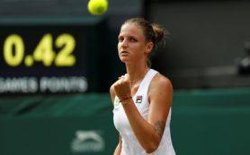 В женском теннисе сменился лидер