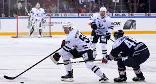 Хоккеисты «Трактора» обыграли «Магнитку» в матче регулярного чемпионата КХЛ