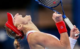 Россиянка Екатерина Макарова победила на теннисном турнире в Вашингтоне