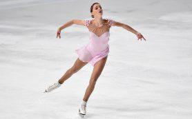 Мария Сотскова: ради любви фигурное катание бросить не готова