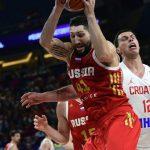 Баскетболисты сборной России обыграли команду Хорватии и вышли в четвертьфинал ЧЕ