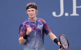 Испанец Надаль: у Рублева есть шанс выйти в полуфинал US Open