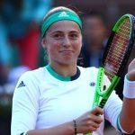 Елена Остапенко вышла во второй круг теннисного турнира в Сеуле