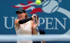 Шарапова поднялась на 43 строчки в рейтинге WTA