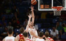 Словения впервые выиграла Евробаскет