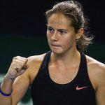 Дарья Касаткина обыграла Симону Халеп во втором круге теннисного турнира в Ухани