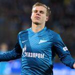 Нападающий Кокорин впервые с прошлого ноября вызван в сборную России по футболу