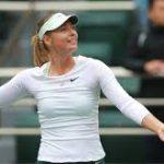 Мария Шарапова вышла в полуфинал теннисного турнира в Тяньцзине