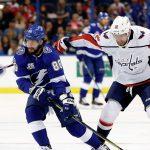 """Два очка Кучерова помогли """"Тампе Бэй"""" победить """"Вашингтон"""" в матче НХЛ"""