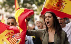 ФИФА может отстранить Испанию от ЧМ-2018 из-за референдума в Каталонии