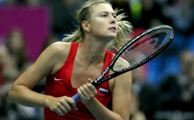 Шарапова вышла в третий круг турнира в Пекине
