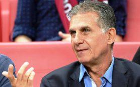 Главный тренер сборной Ирана Кейрош: Для нас честь сыграть с Россией
