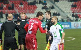 «Уфа» впервые в истории обыграла «Рубин»