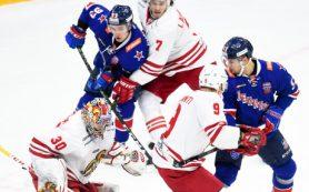 Спор в очном противостоянии 14 мая двух разных хоккейных школ: европейской и американской