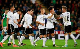 Сборные Германии и Англии вышли в финальную стадию ЧМ-2018
