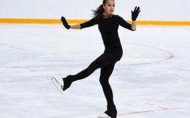 Загитова вышла в финал Гран-при