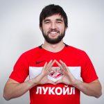 "Защитник ""Спартака"" Джикия продлил контракт с клубом"