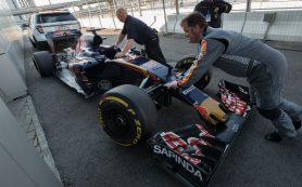 Сочи примет этап гоночной серии GP3 в сентябре 2018 года