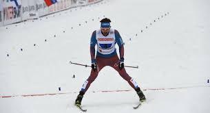 Российский лыжник Устюгов стал вторым в пасьюте на этапе КМ в Италии