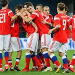 Сборная России поднялась на 64-е место в рейтинге ФИФА