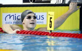 Морозов на ЧЕ по плаванию выиграл первое личное «золото» с 2014 года