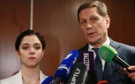 Жуков: Российские спортсмены на жестких условиях смогут участвовать в ОИ-2018