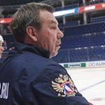 Олег Знарок: Дацюк будет капитаном сборной на Олимпиаде