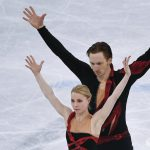 Тарасова и Морозов - вторые после короткой программы спортивных пар на Олимпиаде