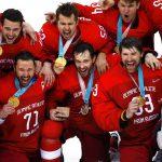 Российские хоккеисты поставили золотую олимпийскую точку