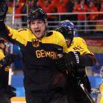 Германия выбила шведов с олимпийского хоккейного турнира