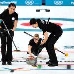 Российские керлингистки одержали первую победу на Олимпиаде