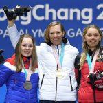 Российские спортсмены завоевали четыре медали в среду на Паралимпиаде