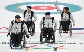Важная победа: россияне взяли верх над командой Швейцарии в турнире по керлингу на ПИ