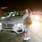Медведев вручил победителям и призерам Олимпиады ключи от авто