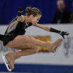 13-летняя российская фигуристка Александра Трусова первой в мире исполнила два четверных