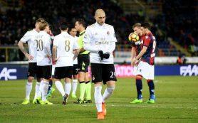 Встреча Милана с Болоньей