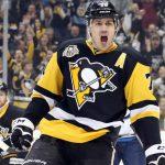 Евгений Малкин признан второй звездой дня в НХЛ