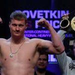 Рябинский: Поветкин назначен WBA обязательным претендентом на бой с Джошуа