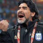 """Марадона передумал покидать пост тренера клуба """"Аль-Фуджайра"""" и продлил контракт"""