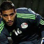 Голкипер сборной Египта по футболу Ахмед Эль-Шенави пропустит ЧМ-2018