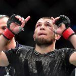 Российский боец Хабиб Нурмагомедов возглавил рейтинг UFC в легком весе