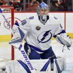 Василевский признан первой звездой дня в НХЛ
