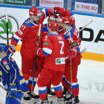 Первый канал покажет матчи сборной РФ по хоккею на чемпионате мира