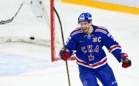 Павел Дацюк подписал новый контракт с ХК СКА