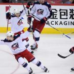 """""""Коламбус"""" победил """"Вашингтон"""" в плей-офф НХЛ благодаря шайбе Панарина"""