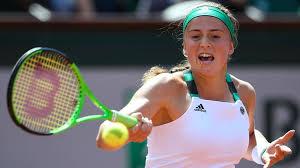 Остапенко не смогла защитить титул чемпионки «Ролан Гаррос»