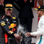 Риккардо выиграл Гран-при Монако, Сироткин - 16-й