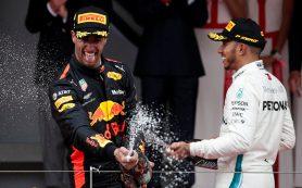 Риккардо выиграл Гран-при Монако, Сироткин — 16-й