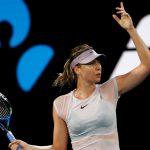 Мария Шарапова поднялась на одну строчку в рейтинге WTA