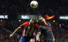 «Атлетико» вышел в финал Лиги Европы